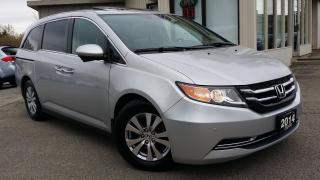 Used 2014 Honda Odyssey EX-L - LEATHER! NAVIGATION! BACK-UP/BLIND-SPOT CAM! for sale in Kitchener, ON