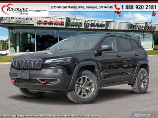 New 2020 Jeep Cherokee Trailhawk for sale in Cornwall, ON
