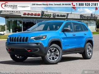 New 2020 Jeep Cherokee Trailhawk Elite for sale in Cornwall, ON