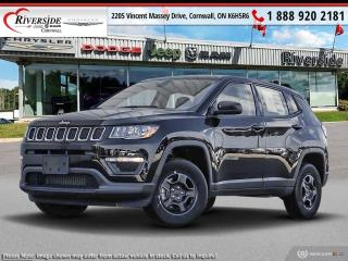 New 2020 Jeep Compass Sport for sale in Cornwall, ON