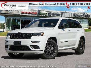 New 2020 Jeep Grand Cherokee Limited X for sale in Cornwall, ON