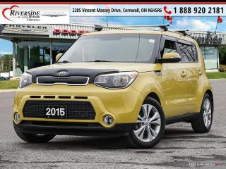Used 2015 Kia Soul 2.0L EX at for sale in Cornwall, ON
