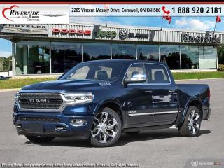 New 2020 RAM 1500 Limited for sale in Cornwall, ON