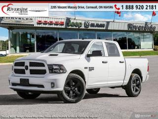 New 2019 RAM 1500 Classic Express for sale in Cornwall, ON