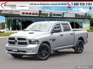Used 2019 RAM 1500 Classic ST for sale in Cornwall, ON
