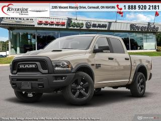 New 2019 RAM 1500 Classic SLT for sale in Cornwall, ON