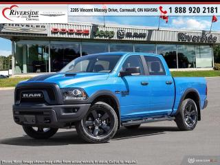 New 2020 RAM 1500 Classic Warlock for sale in Cornwall, ON