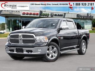 Used 2017 RAM 1500 Crew Cab 4X4 SLT (140.5 WB - 5.7 Box) for sale in Cornwall, ON