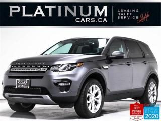Used 2016 Land Rover Discovery Sport HSE AWD,NAVIGATION, PANO, CAM, HEATED SEATS for sale in Toronto, ON