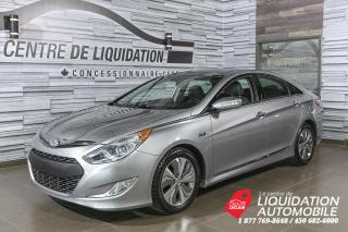 Used 2013 Hyundai Sonata Hybrid Limited +MAGS+TOIT/OUV+A/C+CAM/REC+BLUET for sale in Laval, QC
