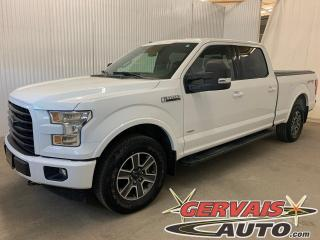Used 2017 Ford F-150 XLT SPORT 4x4 Crew Cab 3.5 Ecoboost Mags *MyFord Touch + Caméra de recul* for sale in Trois-Rivières, QC