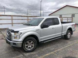 Used 2015 Ford F-150 XTR EXT CAB 4WD for sale in Cayuga, ON
