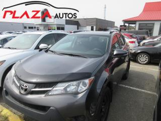 Used 2015 Toyota RAV4 FWD 4dr LE for sale in Beauport, QC