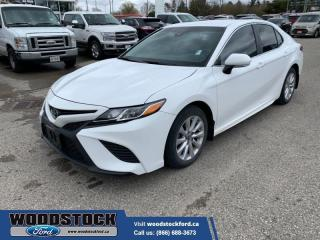 Used 2018 Toyota Camry SE for sale in Woodstock, ON