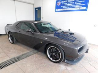 Used 2016 Dodge Challenger Scat Pack Shaker for sale in Listowel, ON
