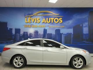 Used 2011 Hyundai Sonata LIMITED GPS NAVIGATION TOIT OUVRANT 1302 for sale in Lévis, QC