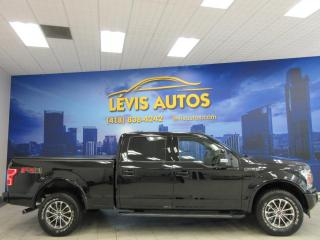 Used 2019 Ford F-150 XLT FX4 OFF ROAD PACKAGE 3.5 ÉCOBOOST 38 for sale in Lévis, QC