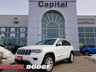Used 2017 Jeep Grand Cherokee Limited for sale in Kanata, ON