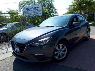 Used 2014 Mazda MAZDA3 GX-SKY for sale in Whitby, ON