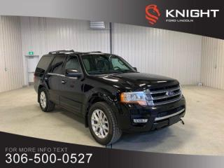Used 2015 Ford Expedition Limited, Leather, Local!!! for sale in Moose Jaw, SK