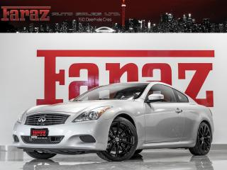 Used 2008 Infiniti G37 S|ADAPT CRUISE|NAVI|REAR CAM|BOSE|LOADED for sale in North York, ON