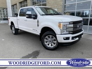 Used 2017 Ford F-350 Platinum for sale in Calgary, AB