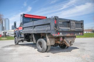 Used 2007 GMC 5500 C 13 FT HYRAULIC DUMP for sale in Concord, ON