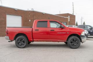 Used 2012 RAM 1500 SXT CHROME PACKAGE for sale in Concord, ON