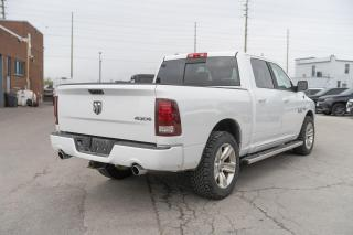 Used 2017 RAM 1500 Sport UCONNECT/REAR CAMERA/TRAILER HITCH for sale in Concord, ON
