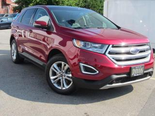 Used 2016 Ford Edge 4dr SEL FWD/One Owner/Leather/Remote Start/Nav/Reverse Camera for sale in Hagersville, ON