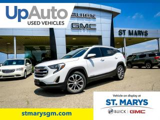 Used 2018 GMC Terrain SLT for sale in St. Marys, ON