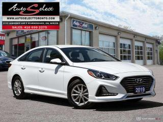 Used 2019 Hyundai Sonata ONLY 33K! **BACK-UP CAMERA** CLEAN CARPROOF for sale in Scarborough, ON