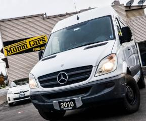 Used 2010 Mercedes-Benz Sprinter Accident free! Diesel! for sale in St. Catharines, ON