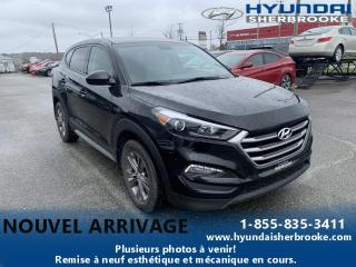 Used 2017 Hyundai Tucson 2WD+CAMERA+BANCS CHAUFF+BLUETOOTH for sale in Sherbrooke, QC