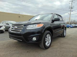 Used 2012 Hyundai Santa Fe ****6 CYLINDRES*****ATTACHE REMORQUE**** for sale in St-Eustache, QC