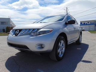 Used 2010 Nissan Murano *****FULL FULL****TOIT PANO*****AWD***** for sale in St-Eustache, QC