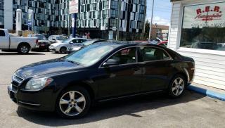 Used 2011 Chevrolet Malibu LT PLATINUM EDITION for sale in Oshawa, ON