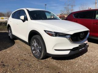 New 2019 Mazda CX-5 GT w/Turbo for sale in Orillia, ON