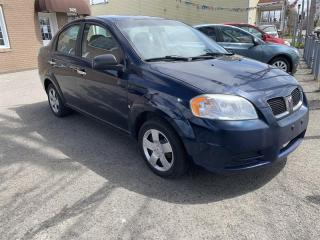 Used 2010 Pontiac G3 BERLINE for sale in Pointe-Aux-Trembles, QC