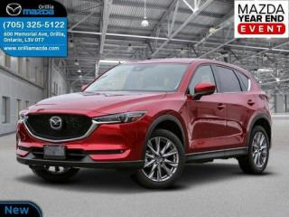 New 2019 Mazda CX-5 GT for sale in Orillia, ON