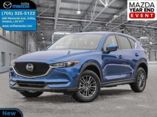 New 2020 Mazda CX-5 GS for sale in Orillia, ON
