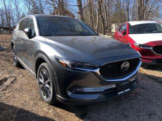New 2019 Mazda CX-5 Signature for sale in Orillia, ON