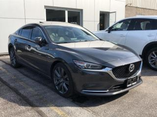 New 2019 Mazda MAZDA6 GT for sale in Orillia, ON