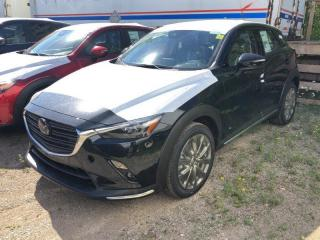 New 2019 Mazda CX-3 GT for sale in Orillia, ON