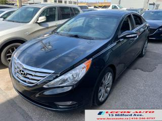 Used 2011 Hyundai Sonata 2.0T Limited for sale in North York, ON