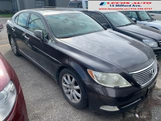 Used 2008 Lexus LS 460 for sale in North York, ON