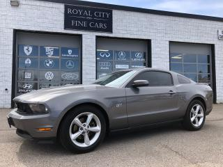 Used 2010 Ford Mustang GT Premium Leather Heated Seats Certified for sale in Guelph, ON