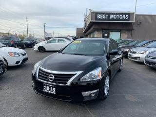 Used 2015 Nissan Altima 2.5 SV for sale in Hamilton, ON