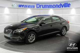 Used 2015 Hyundai Sonata GL + GARANTIE + CAMERA + MAGS + CRUISE + for sale in Drummondville, QC
