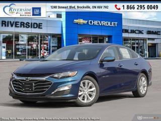 New 2020 Chevrolet Malibu LT for sale in Brockville, ON